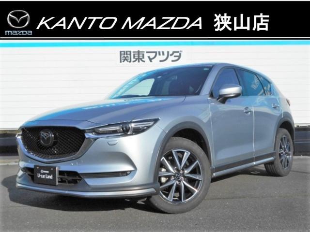 マツダ CX-5 2.2 XD Lパッケージ 4WD BOSE黒革 パワーリアゲート