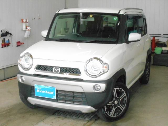 マツダ XS 2WD Mナビ 15AW ワンオーナー シートヒーター