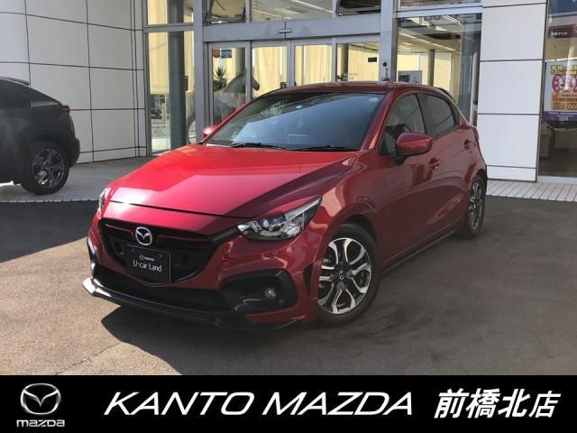 マツダ デミオ XDツーリング AWD ナイトスポーツ マツダスピードエアロ