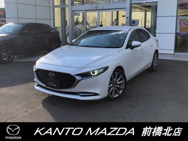 マツダ MAZDA3セダン X Lパッケージ 2WD 新世代マツダコネクトナビ ETC車載器