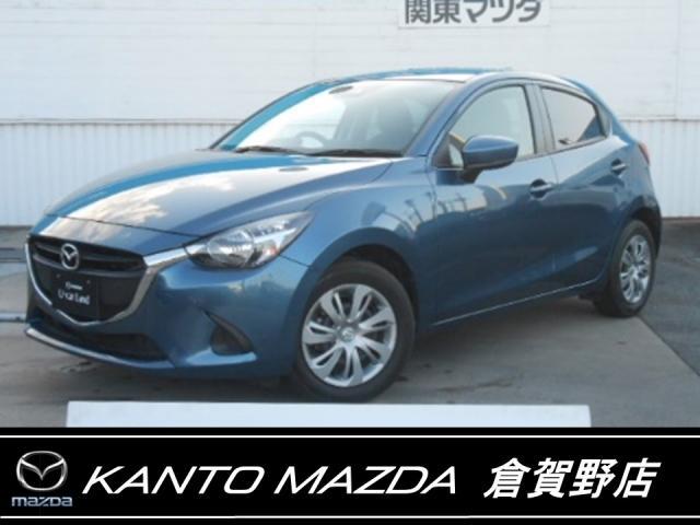 マツダ 1.3 13S レンタカーUP・ナビ・バックカメラ・ETC