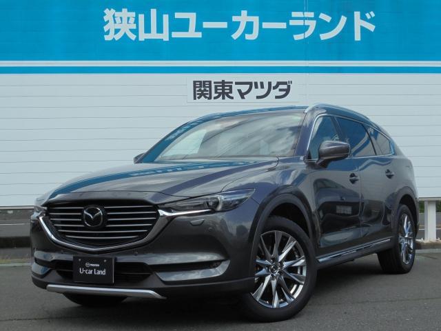 マツダ CX-8 2.2 XD Lパッケージ ディーゼルターボ 4WD BOSE