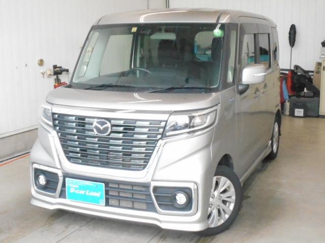 マツダ 660 カスタムスタイル ハイブリッド XG カスタムHV XG