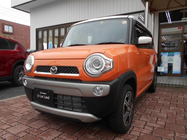 マツダ フレアクロスオーバー 660 XT 4WD ワンオーナー ETC 当社下取り車