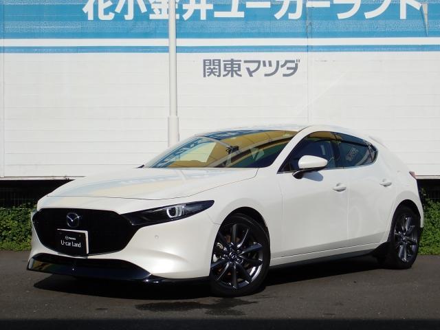 マツダ XD バーガンディ セレクション 4WD 360°ビュー Bose