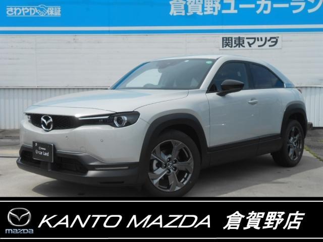 マツダ MX-30 2.0 4WD インダストリアルクラシック・ナビ・TV