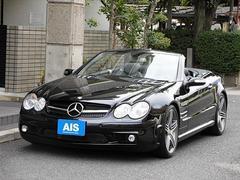 M・ベンツSL500 AMG SL55パフォーマンススタイリング 黒革