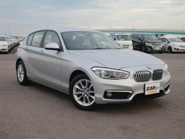 BMW 118d スタイル HDDナビ インテリジェントセーフティ
