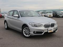 BMW118d スタイル HDDナビ インテリジェントセーフティ