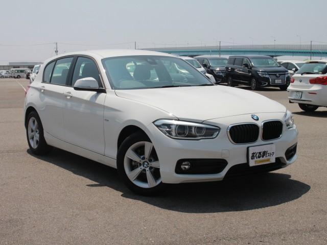 BMW 1シリーズ 118d スポーツ HDDナビ インテリジェン...