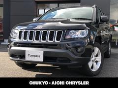 クライスラージープ コンパススポーツ デモカー 新車保証継承 17インチアルミ 2WD