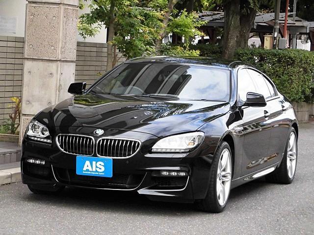 BMW 640iグランクーペ Mスポーツ ナビ TVガラスルーフ