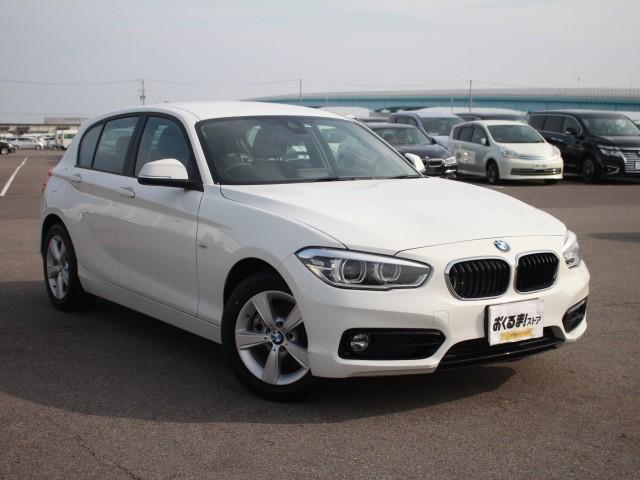 BMW 1シリーズ 118d スポーツ ナビ ETC インテリジェ...