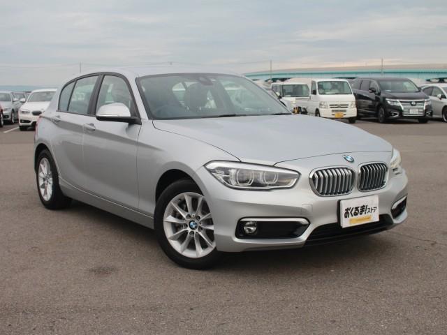 BMW 118d スタイル ナビ ETC インテリジェントセーフティ