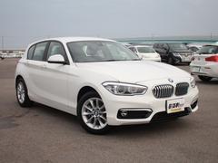 BMW118d スタイル ナビ ETC インテリジェントセーフティ