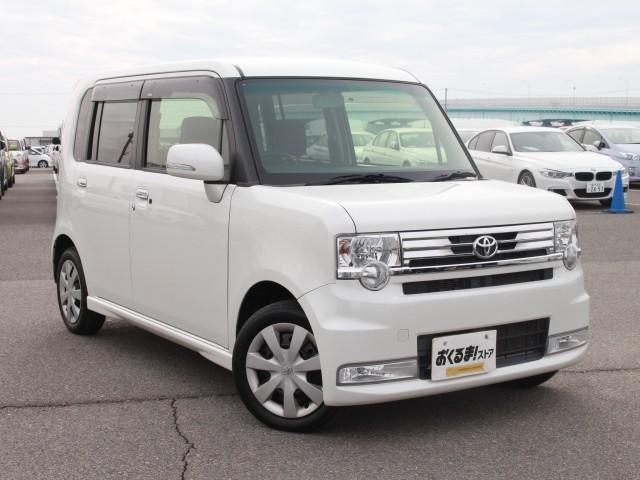 トヨタ カスタム X ナビ TV キーフリー HID