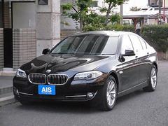 BMW523i ハイライン ナビ TV ETC 黒革 ワンオーナー
