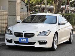 BMW640iグランクーペ Mスポーツ ナビTV ワンオーナー