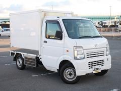 スクラムトラック冷凍冷蔵車 荷箱左スライドドア 設定温度−35℃から30℃