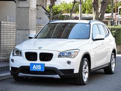 BMW X1sDrive 18i 純正ナビ ボルドーレザー ワンオーナー