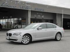 BMW740i 黒革シート ガラスサンルーフ