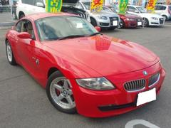 BMW Z4クーペ 3.0 Si レザーシート