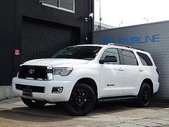 セコイアSR5 4WD TRDスポーツ TSS−P 2018年モデル