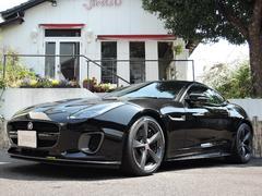 ジャガー Fタイプ400スポーツ クーペ 右ハンドル ディーラー車