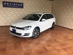 VW ゴルフヴァリアントTSIハイライン コネクト スマートキー