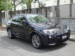 BMW X4xDrive 28i Mスポーツ 黒革 ナビ TV ACC