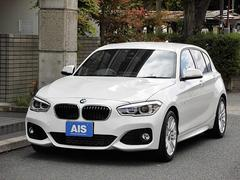 BMW118i Mスポーツパッケージ ナビ TV ワンオーナー