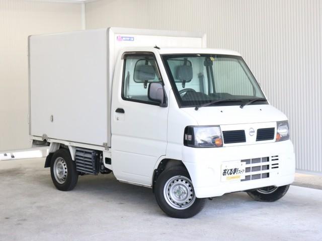 日産 冷蔵冷凍車  設定温度-5℃から25℃