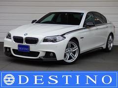 BMW523i Mスポーツ 19AW Mパフォエアロ ACC