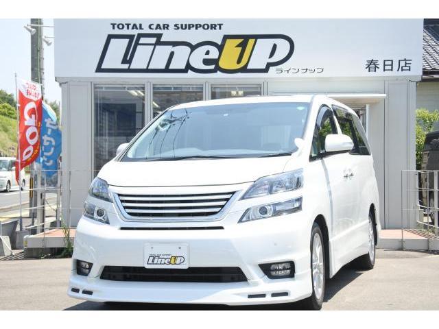 トヨタ 2.4Z プラチナセレ  2年間3万キロ無償保証 サンルーフ