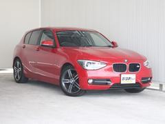 BMW116i スポーツ i−ドライブナビ Bモニター キセノン