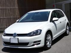 VW ゴルフTSIハイラインブルーモーションテクノロジー 2014モデル