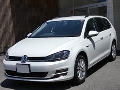 VW ゴルフヴァリアントラウンジ 特別限定車 アダプティブクルーズコントロール付