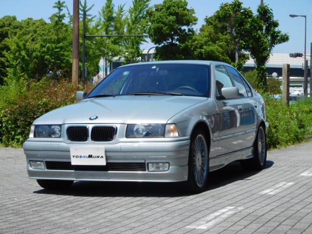 BMWアルピナ 3.2リムジン 6MT