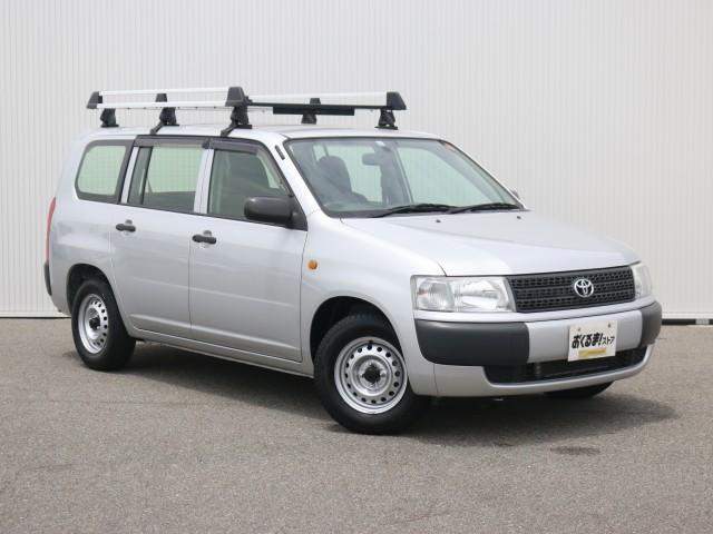 トヨタ DXコンフォートパッケージ ナビ ルーフキャリア ETC