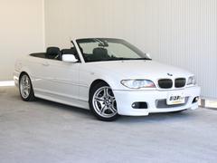 BMW330Ciカブリオーレ Mスポーツパッケージ  革シート