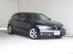 BMW116i スポーツ 社外メモリーナビ フルセグTV HID
