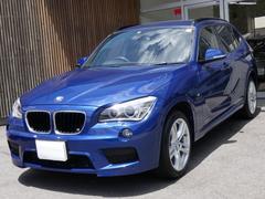 BMW X1sDrive 18i Mスポーツ 純正ナビ バックカメラ