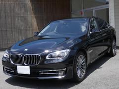 BMWアクティブハイブリッド7 サンルーフ コンフォートシート