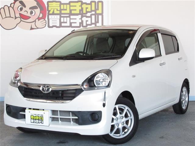 トヨタ X スマートアシスト 純正SDナビ・ワンセグTV
