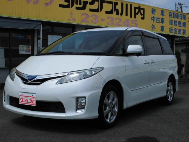 トヨタ G 両側パワスラ ナビ TV