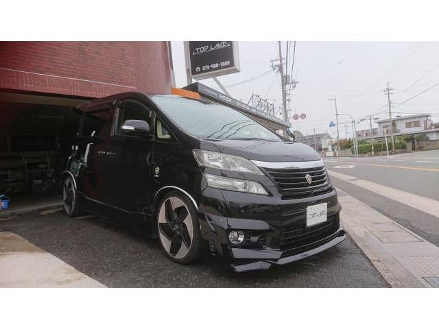トヨタ 2.4X 4WD フルセグHDDナビETC DADホイール