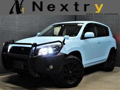 RAV4G 4WD フルカスタム リフトアップ 新品AWタイヤ
