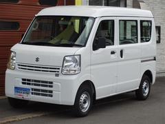 エブリイPA ハイルーフ4WD 届出済未使用車 車検32年7月24日