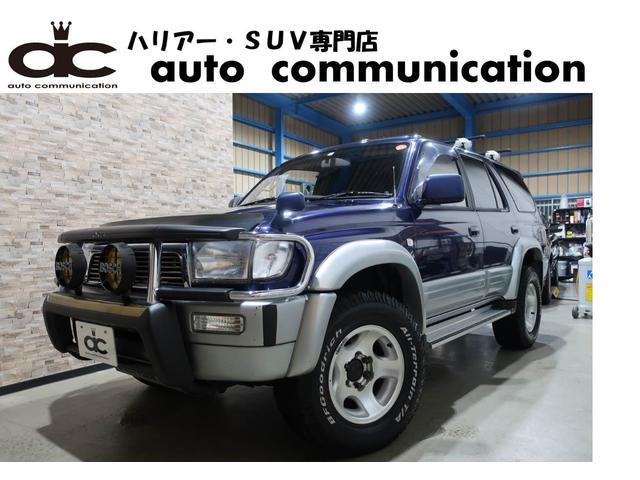 トヨタ SSR-X グリルガード サンルーフ BFグッドリッチタイヤ