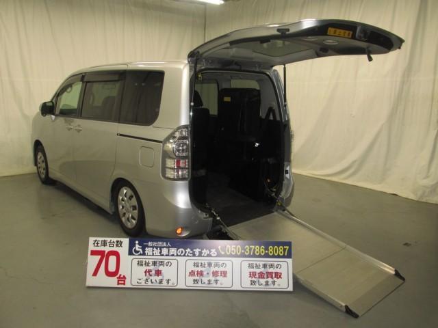 トヨタ Xスロープタイプ7人乗り全国対応1年間保証